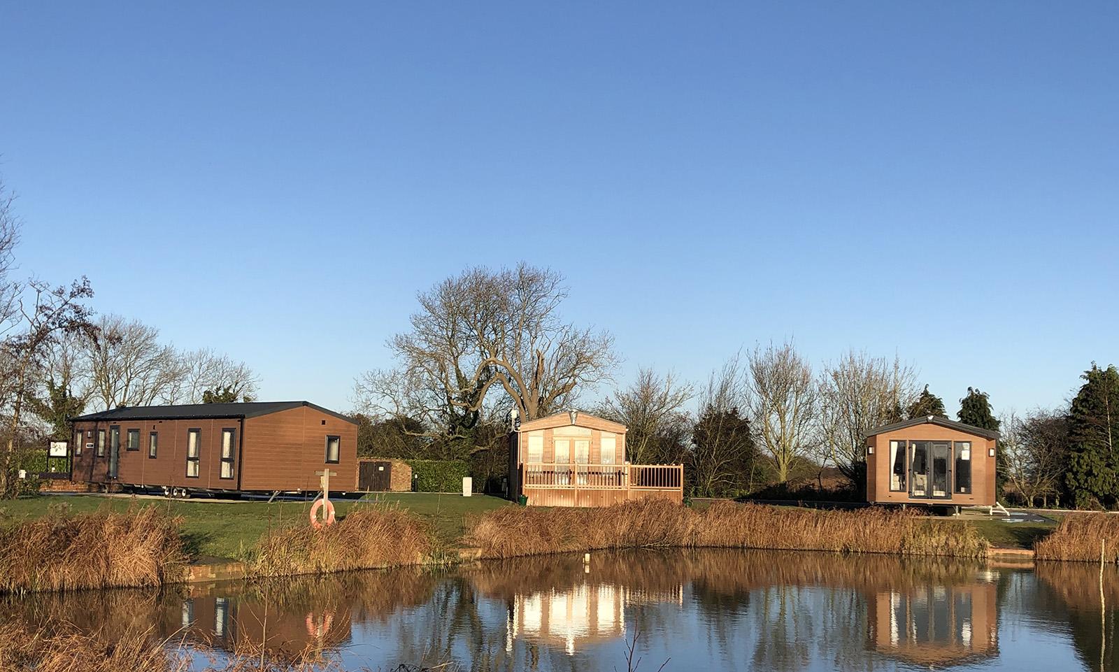 Faulkers Lakes Lodge Park